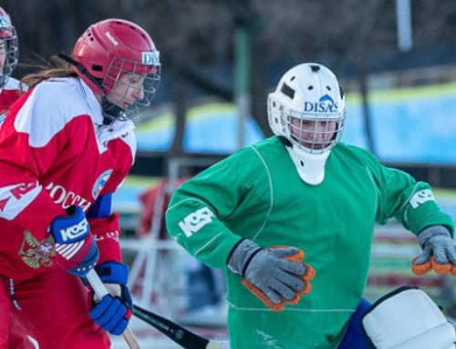 Ryssland första lag till final efter stabil seger