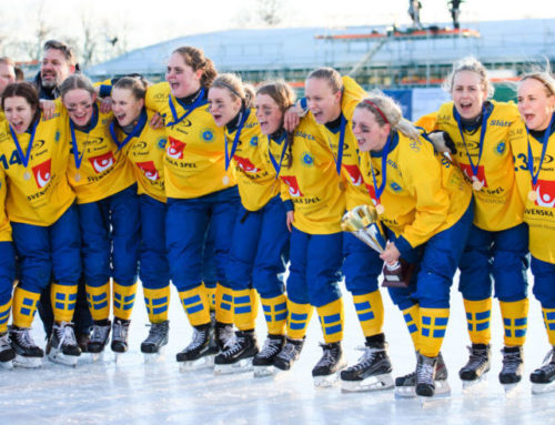 Sverige världsmästare för nionde gången
